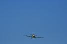 BF-109 in fase di atterraggio